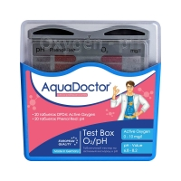 Тестер AquaDoctor Test Box O2/pH